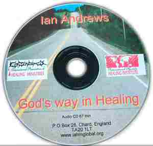 God's Way in Healing