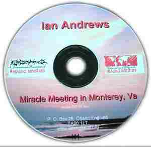 Miracle meeting and training in Monterey