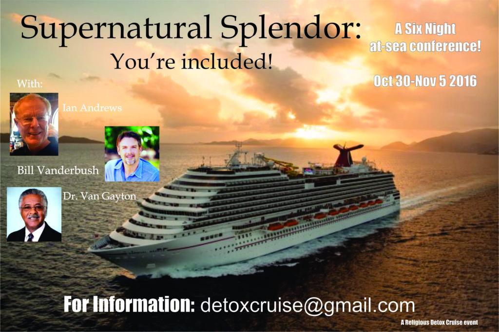 Detox Cruise 2016 Andrews